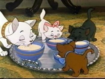 猫儿历险记 the aristocats(1970)