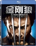金刚狼 X-men Origins: Wolverine