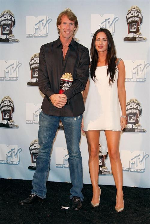 在2008MTV电影大奖上