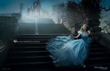 斯嘉丽·约翰逊扮成《灰姑娘》