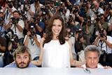 Jack Black, Angelina Jolie and Dustin Ho