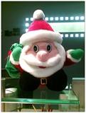 圣诞老人特写