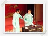 谢金、张鹤文—《评书漫谈》2