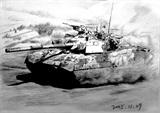 俄罗斯T-80