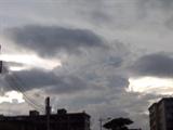 7月2号傍晚的天空1