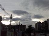 7月2号傍晚的天空2