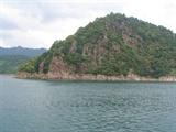 千岛湖的景色