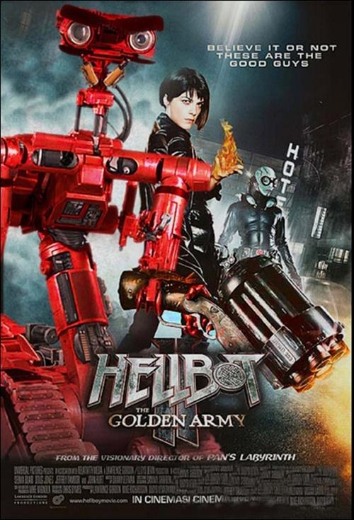 《地獄男爵2:黃金軍團》