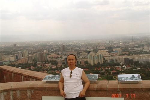 哈萨克斯坦 阿拉木图图片