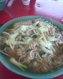 难得在泰国可以吃米线啊。。