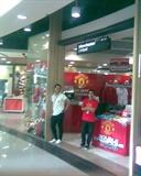 曼联专卖店。