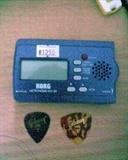 节拍器和拨片