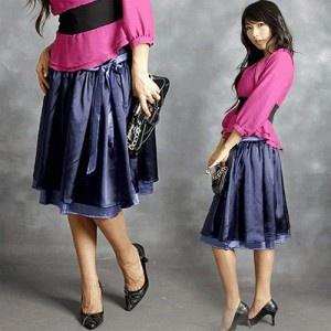 时尚短裙–