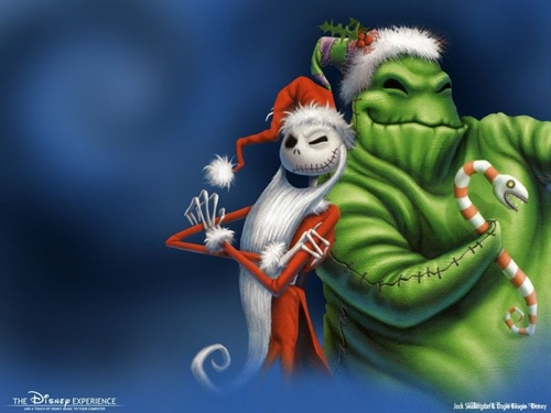 圣诞夜惊魂