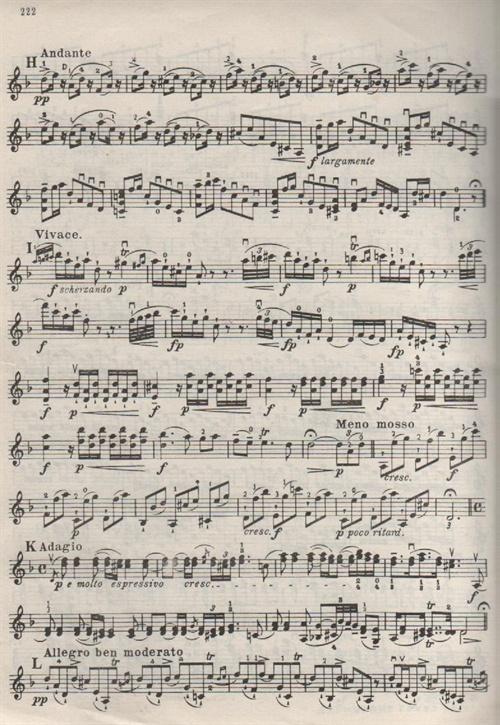 福利亚舞曲曲谱3