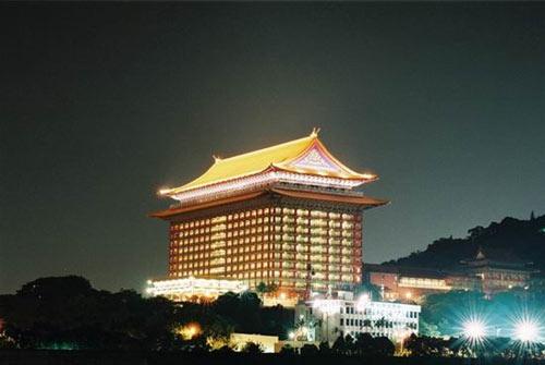 台北 圆山大饭店