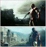 《铁人》预告片对比3
