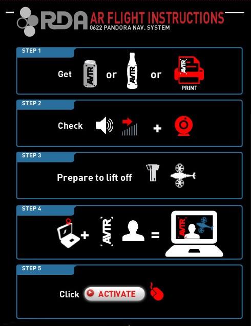 Experience AR Flight