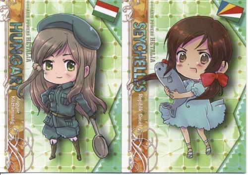 黑塔利亚-匈牙利&塞舌尔共和国
