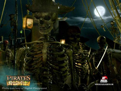 加勒比海盗1国语版