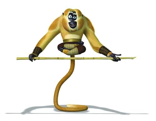 功夫熊猫序篇金猴怎么样 金猴属性技能实测
