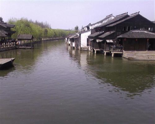 风景 古镇 建筑 旅游 摄影 500_400