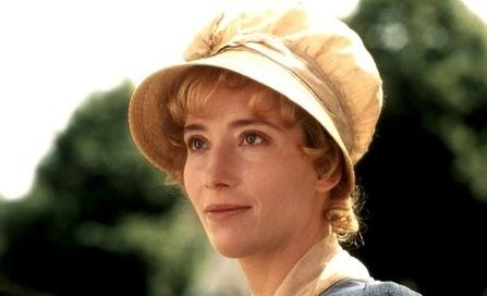 Emma Thompson (Sense and Sensibility)