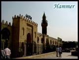 开罗的某个清真寺