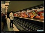 巴黎_地铁站