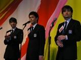 香港印象_那年采访电影节,这三位帅哥给杜琪峰的一部公益短片做宣传
