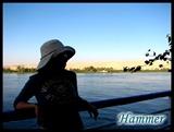 在尼罗河的船上欣赏夕阳,曾是我最大的人生梦想