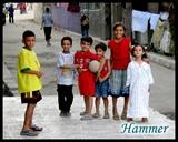 可爱的埃及孩子们