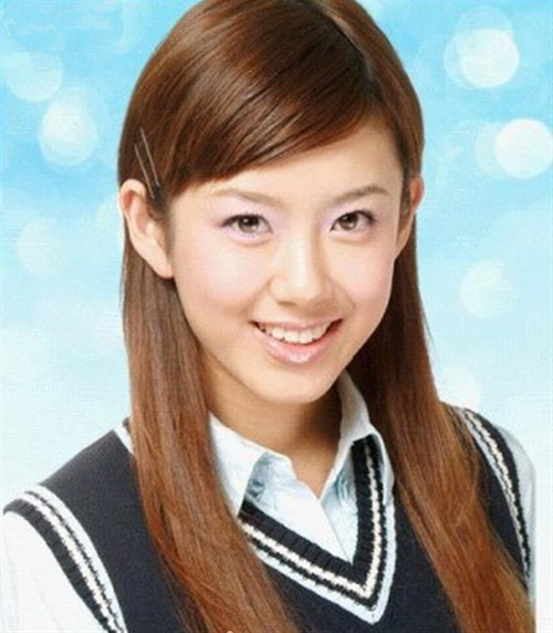 瑞丽第一美女:张子萱