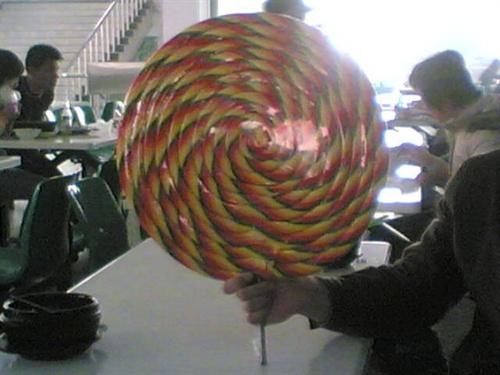 超大棒棒糖