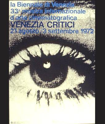 1972年威尼斯电影节海报 2
